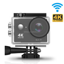 4K WiFi Sport DV 2.0 LCD 30M Waterproof 4K Ultra HD Wifi Sport Camera / Action Camera