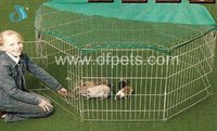 Foldable Pet Cat Dog Play Pen