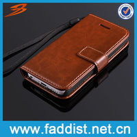 Stand Leather Cover for iphone 5c Bumper Case New Arrival