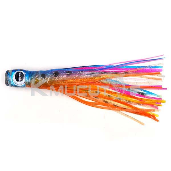 2015 new designed soft Octopus Skirt Lure Fishing Bait for Marlin Lures sea fishing