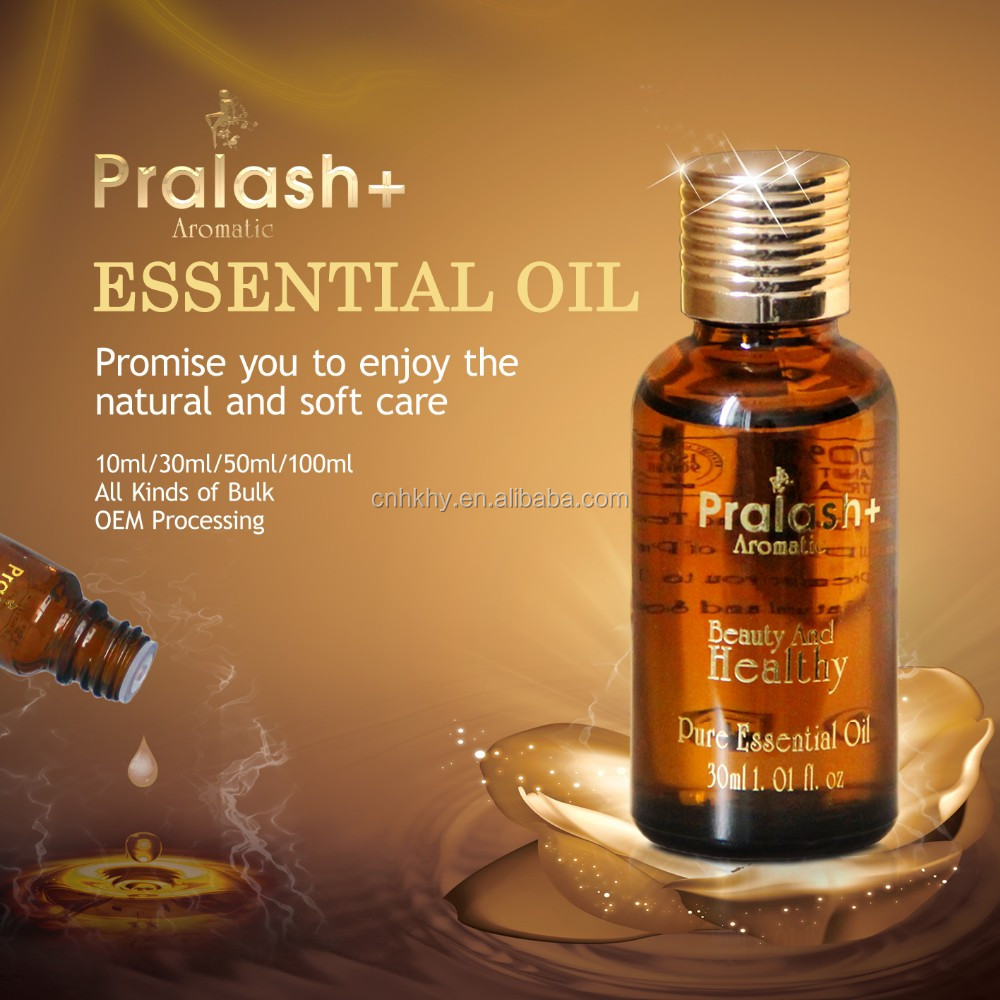 Pralash+ Bio Plant Quick Effective Hair Growth Massaging Essential Oil Products