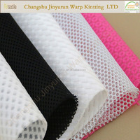 100 Polyester breathable Sportswear mesh fabric