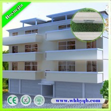 Quick Construction EPS Sandwich Panel Economy Prefabricated House
