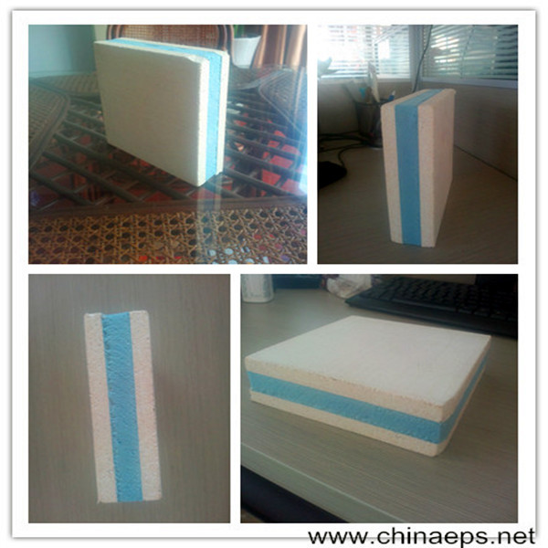 China Composite Sip Panel With Pre Fabric Structure Panel