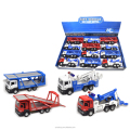 JS3902411 Cheap good quality alloy vehicle toy metal truck scale 1:50