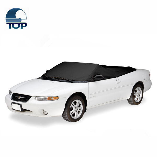 brushed velvet outdoor logo design car cover convertible cover black all seasons taffeta tailormade car covers