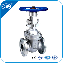 DN100 4 INCH API600 150LB ASTM A351 CF8 BOLTED BONNET OUTSIDE SCREW YOKE RF FLANGED GATE VALVE for Sea Water Oil Gas Fuel
