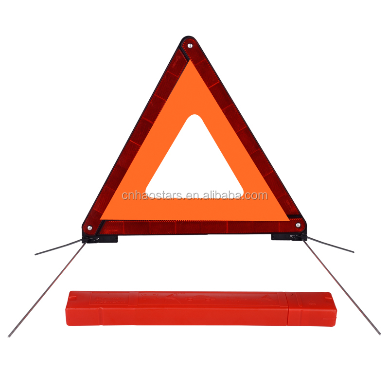 Security & Protection Roadway Safety Products car warning triangle sign (HX-D8H)