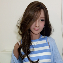 158cm life-size shemale sex doll realistic lifelike real full cheap silicone naked sex doll