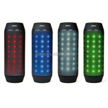 High quality antique LED flashlight bluetooth surround stereo music sound speaker with Certificate