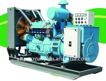 green power biogas generator price