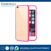 clear pc+tpu case,clear case for iphone 5 6 6s 6plus,clear phone case for iphone 6