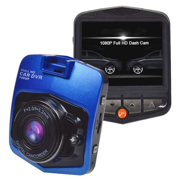 "Dash Cam 2.4""LCD Video Recorder Night Vision Mini DVR HD 1080P Car Video Camera"