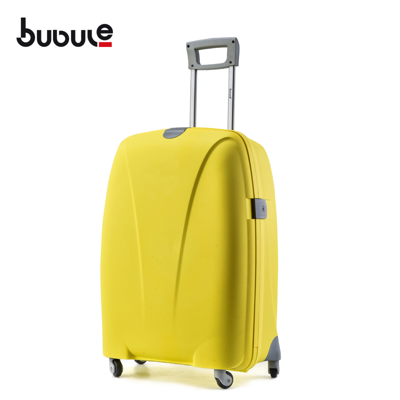 BUBULE high quality wheeled market cabin size urban trolley bag sizes