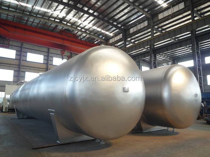 Customized pressure vessel oil gas storage tanks