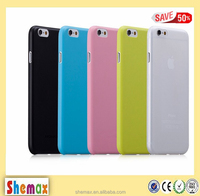 2015 Best Selling for iphone 6 ultra thin pp case, cell phone case for iphone 6