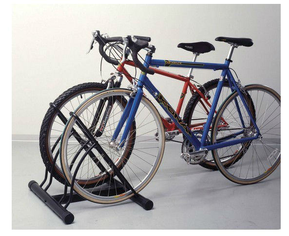 best two bicycle storage bike floor free parking stand