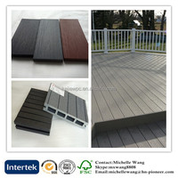 Weather resistant Top quality wood plastic floor board, wood plastic composite board, wood cutting board