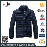 Top Quality Winter Jacket Outdoor Wear Windproof Warm Keeper Down Feather Jacket