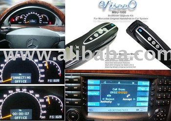 Mbu-1000 (Bluetooth Upgrade Kit For Mercedes)
