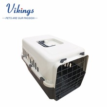 wholesale travel plastic lockable pet carrier airline approved Sky Kennel pet crate