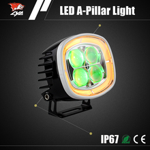 Auto spare parts car 12V 40W universal LED headlight for lifan motorcycle