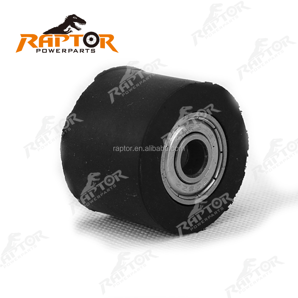 Chain Roller 8mm Pulley Tensioner For SDG SSR Lifan Pit Dirt Bike 110cc 150cc Motorcycle Motocross