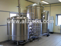 Nice Price brewkettle production mini line providing barley malting machine