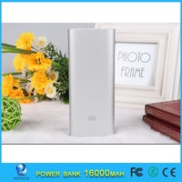 New Arrival Original Xiaomi Power Bank 16000mAh For iphone 6 Xiaomi M2 M2A M2S M3 Red Rice Smartphone