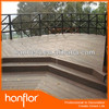 wood plastic sheet for floor covering