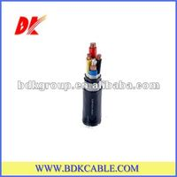XLPE insulation cable with fire resistance property