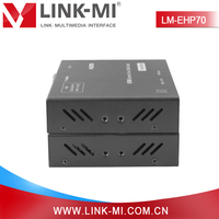 LINK-MI LM-EHP70 Multi-Channel Digital Audio 70m HDBaseT Extender with IR and RS232