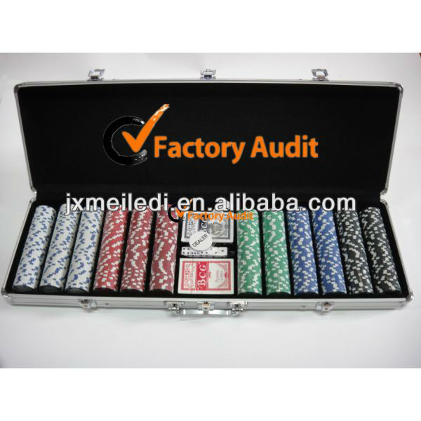 MLD-PCC06 Hign quality Aluminium Poker Gaming Case