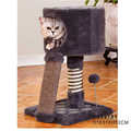 New Brown Cat Tree Condo Furniture Cat Tree Scratcher Play House