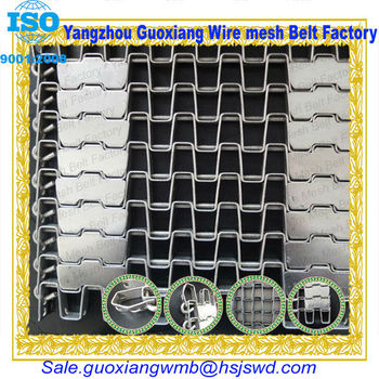Sell high quality Annealer furnace flat wire mesh belt