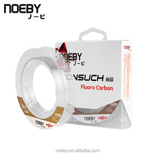 NOEBY150m carbon & nylon 100% fluorocarbon fishing line