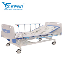 Yongxing A04-013 hot sale nursing home care hospital type manual medical bed for patient