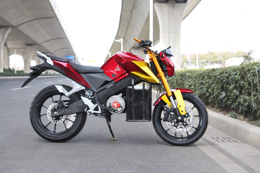 Lithium battery motorbike long range electric motorcycle for hot sales