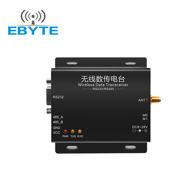 Ebyte E32-DTU(868L30) RS232 RS485 LoRa SX1276 868MHz Wireless Radio <strong>Modem</strong>