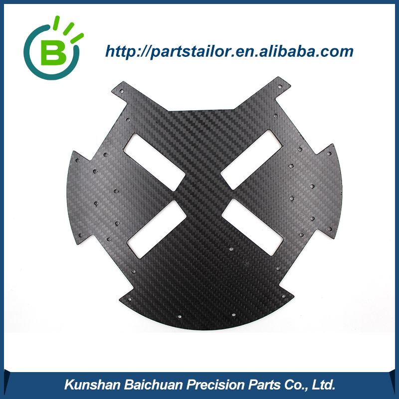 BCS 003 2015 hot sale carbon fiber parts by China supplier