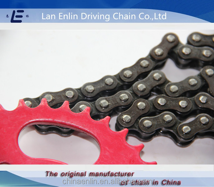 Motorcycle parts 428H chain link 136L