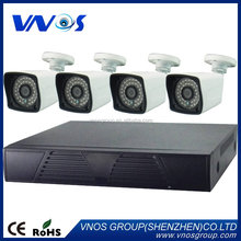 Top quality promotional ahd dvr kit with lcd monitor