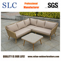 Top Popular Garden Patio Wicker Rattan Sofa Set New Design (SC-1721)