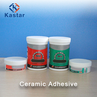 Gold Supplier heat resistant epoxy tile adhesive