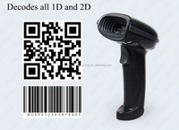 industry QR code 2d wired barcode 2d scanner