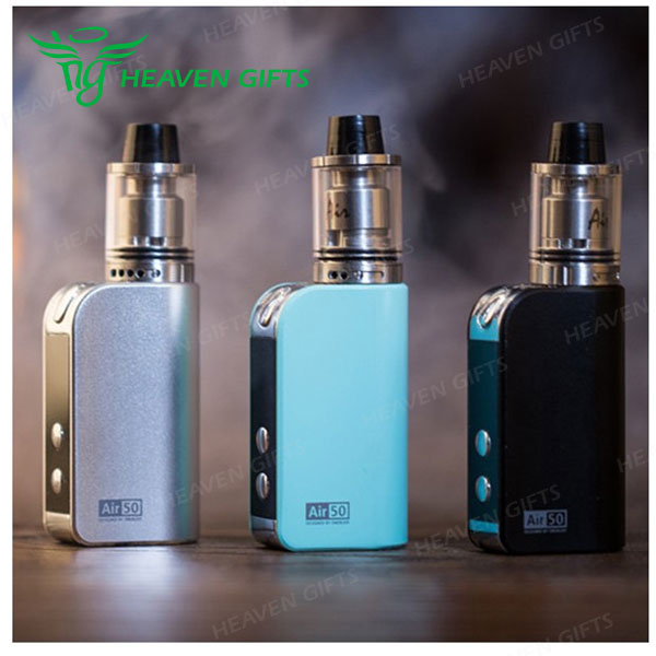 Supporting TC / VW / Bypass Modes 1.8ml 7W - 50W SMOKJOY Air 50 Kit Vaporizer