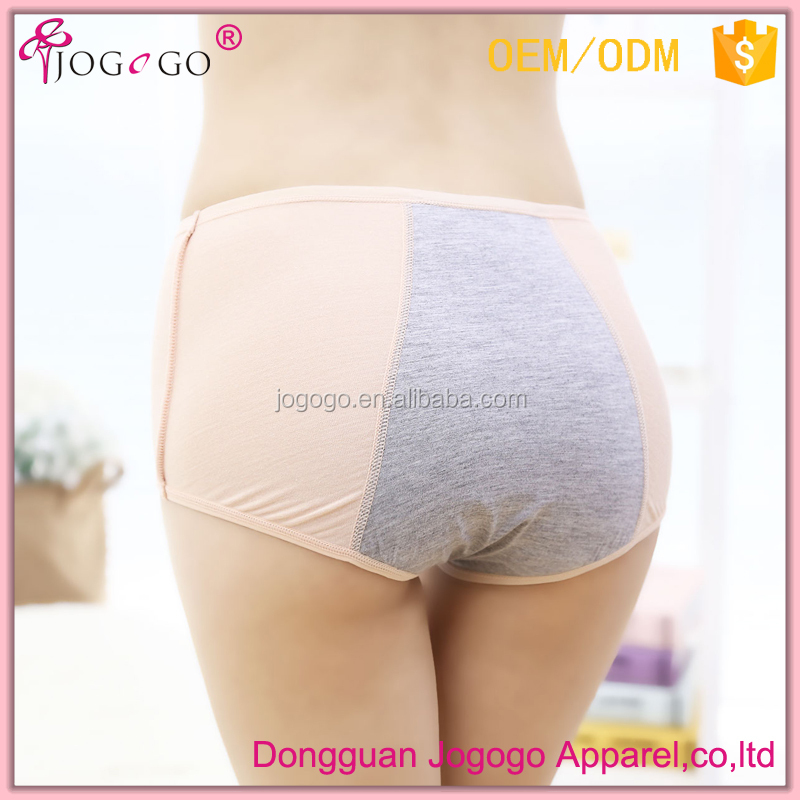 Wholesale Safty Underwear Women's Menstrual Period Leakproof Panties M-3XL
