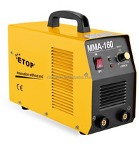 Best DC arc inverter MMA160 welding machine