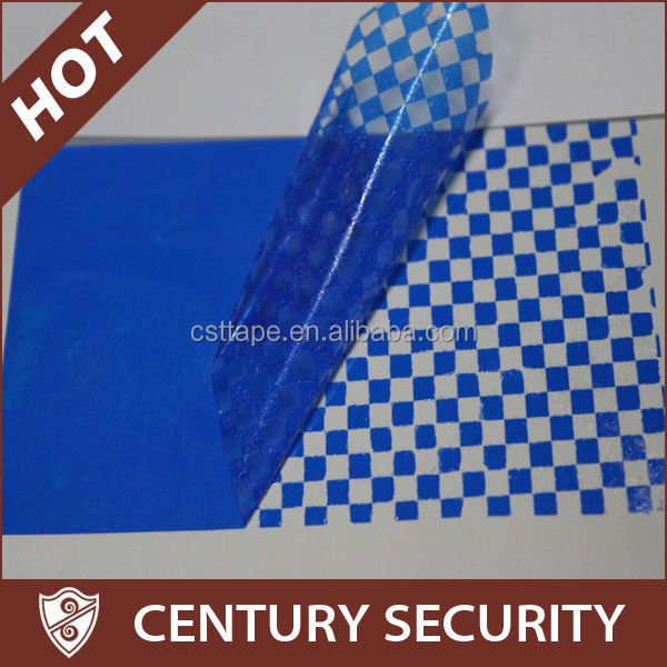 high temperature resistent tamper evident security label material
