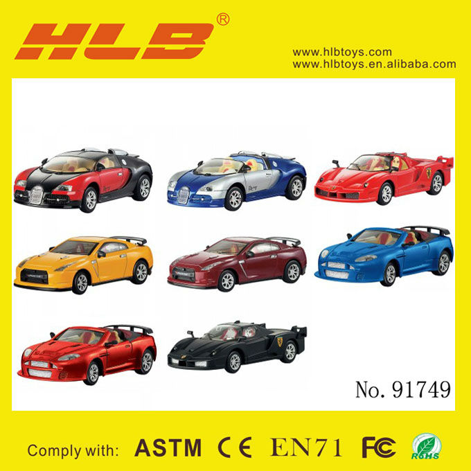 WL toys 5CH RC Die Cast Mini Car/ New Design RC Car 9777